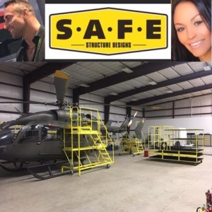 Safe Structure Designs Army National Guard Hangar Equipment